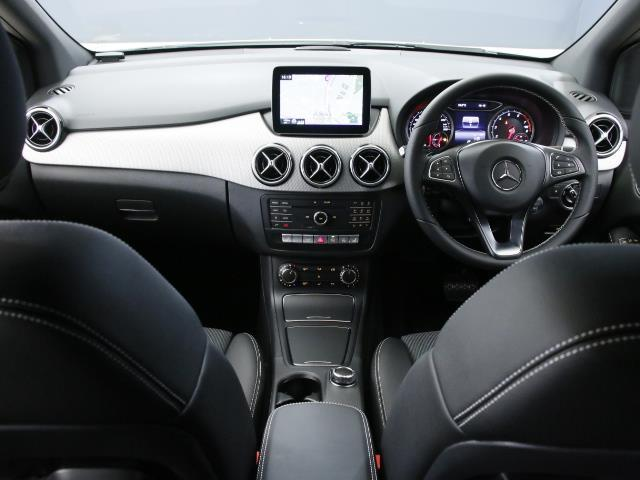 B180 レーダーセーフティパッケージ 5年保証 新車保証(9枚目)