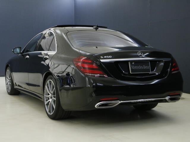 S450 エクスクルーシブ AMGラインプラス 新車保証(5枚目)