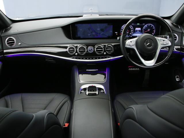 S450 エクスクルーシブ AMGラインプラス 新車保証(11枚目)