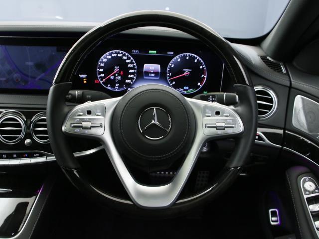 S450 エクスクルーシブ AMGラインプラス 新車保証(15枚目)