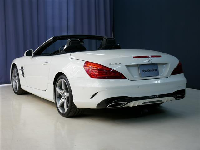 SL400 4年保証 新車保証(8枚目)