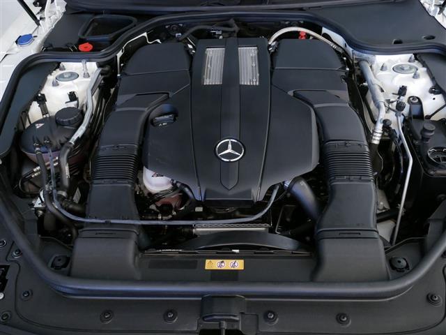 SL400 4年保証 新車保証(12枚目)