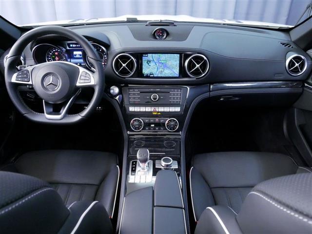 SL400 4年保証 新車保証(15枚目)