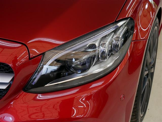 C43 4マチック クーペ 4年保証 新車保証(7枚目)