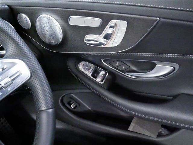 C43 4マチック クーペ 4年保証 新車保証(18枚目)