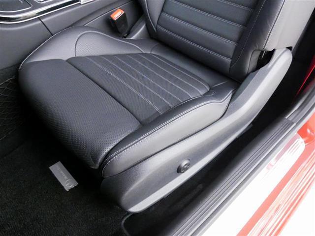 C43 4マチック クーペ 4年保証 新車保証(20枚目)