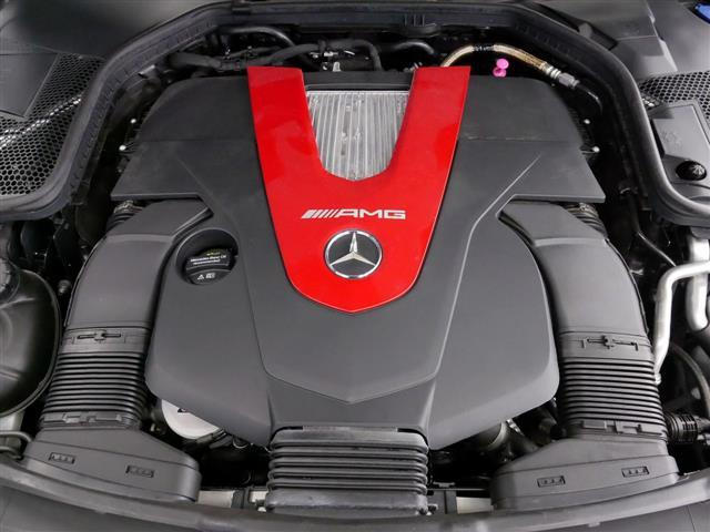 C43 4MATIC 1年保証 新車保証(8枚目)