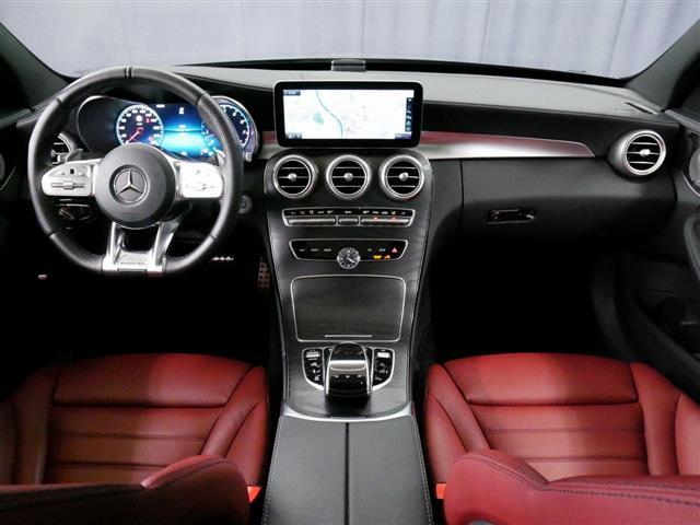 C43 4MATIC 1年保証 新車保証(11枚目)