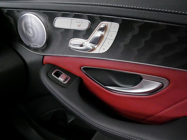C43 4MATIC 1年保証 新車保証(14枚目)