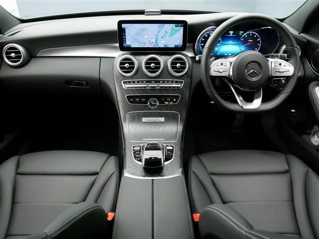 C200 ローレウスエディション レーダーセーフティパッケージ スポーツプラスパッケージ 4年保証 新車保証(11枚目)