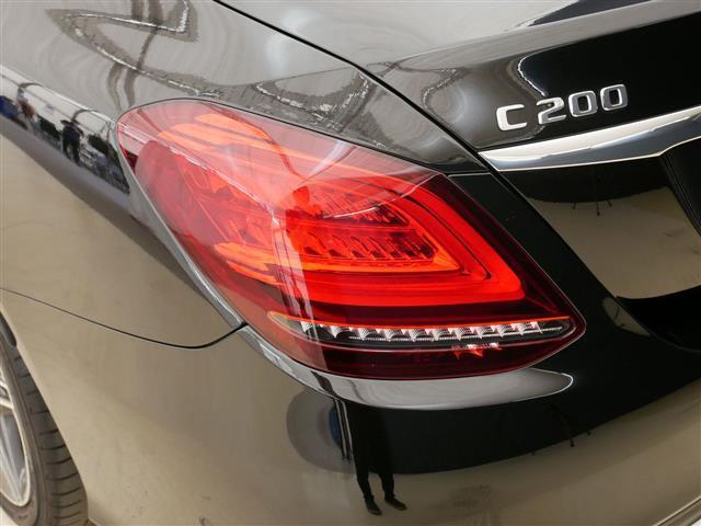 C200 ローレウスエディション レーダーセーフティパッケージ スポーツプラスパッケージ 4年保証 新車保証(29枚目)