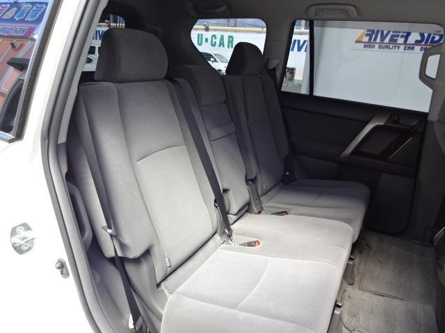 トヨタ ランドクルーザープラド TX 7人4WDメモリーナビ地デジスマートキーBカメラETC
