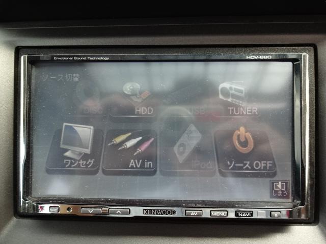 ホンダ クロスロード 20Xサンルーフ3列シートHDDナビ地デジHIDライト