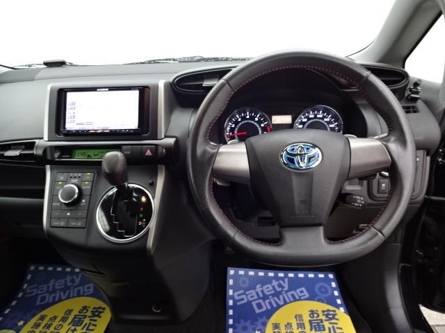トヨタ ウィッシュ 2.0ZフルセグHDDナビBカメラスマートキーHIDライト
