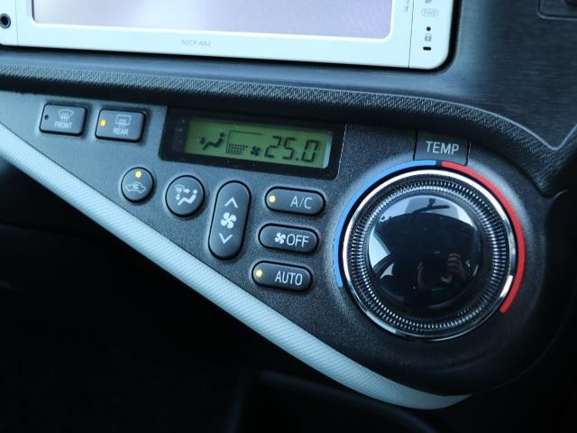トヨタ アクア S バックカメラ 1オーナー ワンセグTV