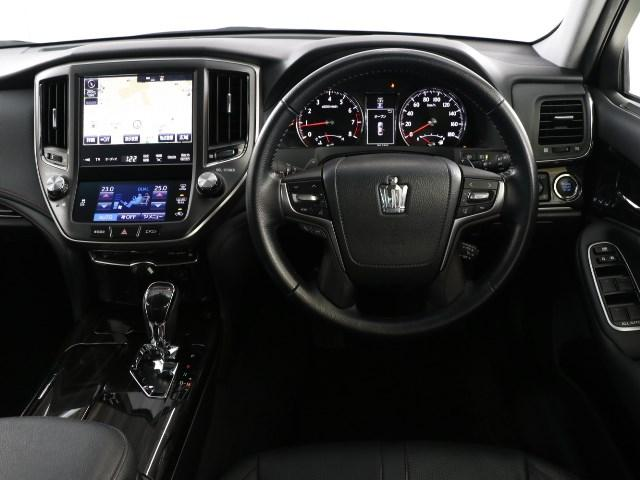 アスリートG SDナビ ETC2.0 車検整備付 1オーナー(4枚目)
