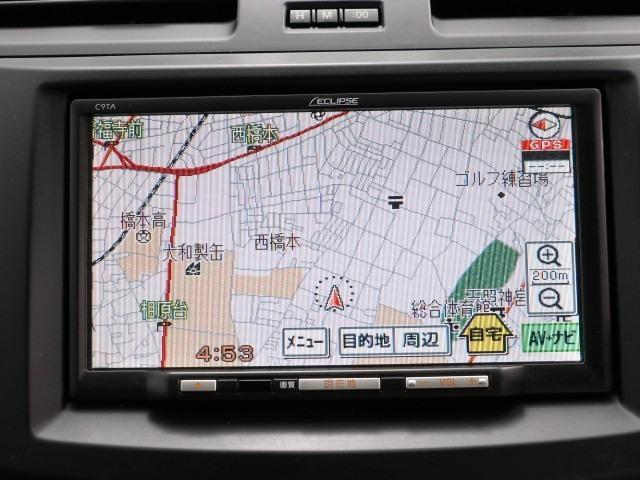 15C 車検整備付 ドラレコ SDナビ ワンセグTV(7枚目)