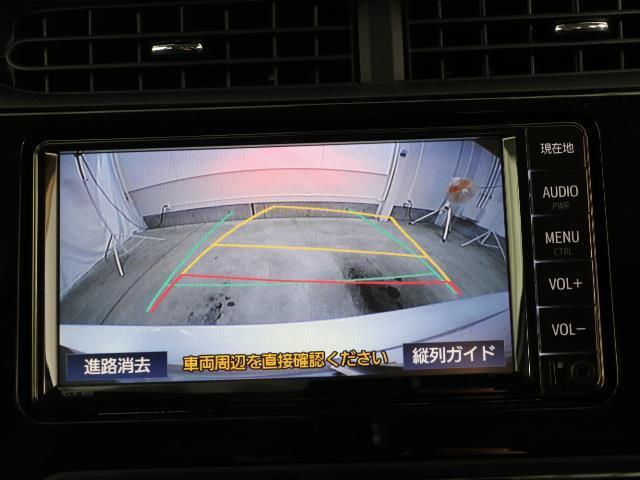 S ワンセグ メモリーナビ バックカメラ 衝突被害軽減システム ETC ワンオーナー ミュージックプレイヤー接続可 記録簿 ナビ&TV CD キーレス ハイブリッド(8枚目)
