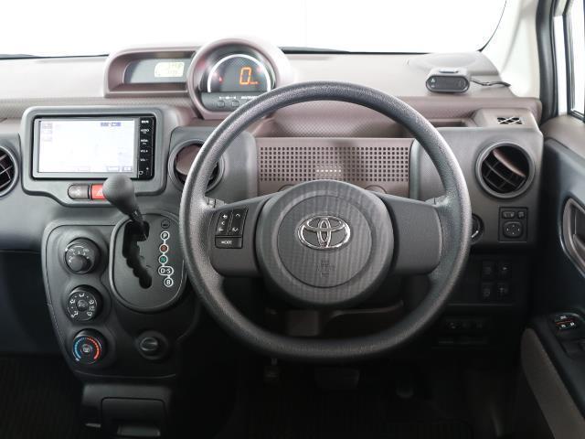 X スマートキ- ABS ワンセグ メモリーナビ ワンオーナー キーレス アイストップ イモビライザー 左側パワースライドドア 衝突被害軽減装置 CDチューナー Rカメラ ナビTV 横滑り防止 記録簿(5枚目)