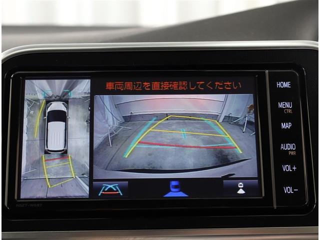 G フクシシャリョウ G ウェルキャブ 助手席回転チルトシート 車いす収納装置付き トヨタセーフティセンス フルセグTV付き純正SDナビ バックモニター ETC2.0 両側パワ-ドア スマートキー ワンオーナー(10枚目)