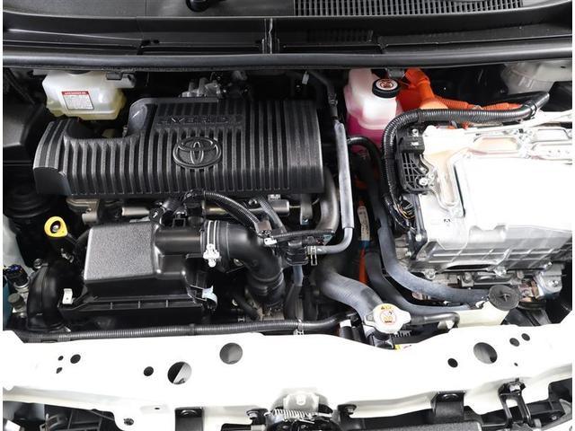 G フクシシャリョウ G ウェルキャブ 助手席回転チルトシート 車いす収納装置付き トヨタセーフティセンス フルセグTV付き純正SDナビ バックモニター ETC2.0 両側パワ-ドア スマートキー ワンオーナー(19枚目)
