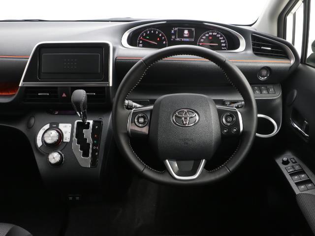 フクシシャリョウ G 福祉車両 ウェルキャブ 助手席回転チルトシート車 アラウンドビューモニター 7人乗り スマートキー ワンオーナー 3列シート イモビライザー デュアルエアバック ABS コーナーセンサー(9枚目)