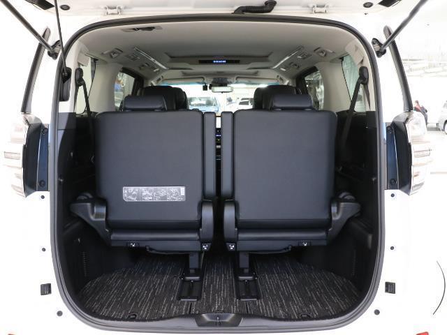 2.5Z Gエディション 被害軽減ブレーキ Bカメ ドライブレコーダー WSR 地デジTV LEDライト アルミホイール 盗難防止装置 CD ETC ナビTV 横滑り防止装置 メモリーナビ スマートキー パワーシート キーレス(15枚目)