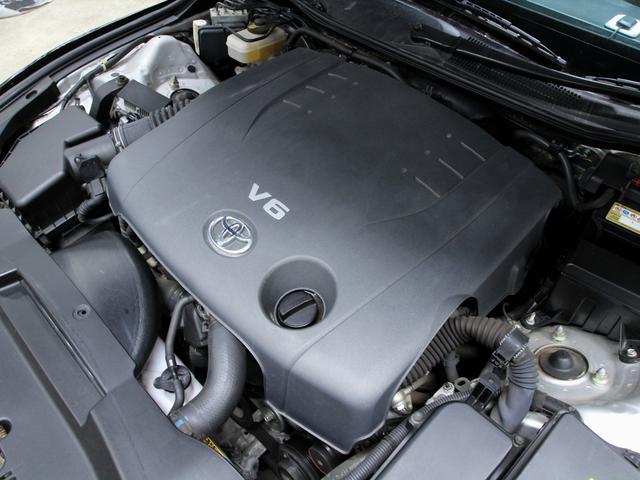 トヨタ マークX 250G後期HDDナビ Blackライト Newフルエアロ