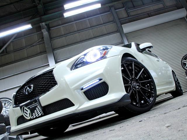 250GT半革HDDマルチ V37フェイス新品フルエアロ(5枚目)