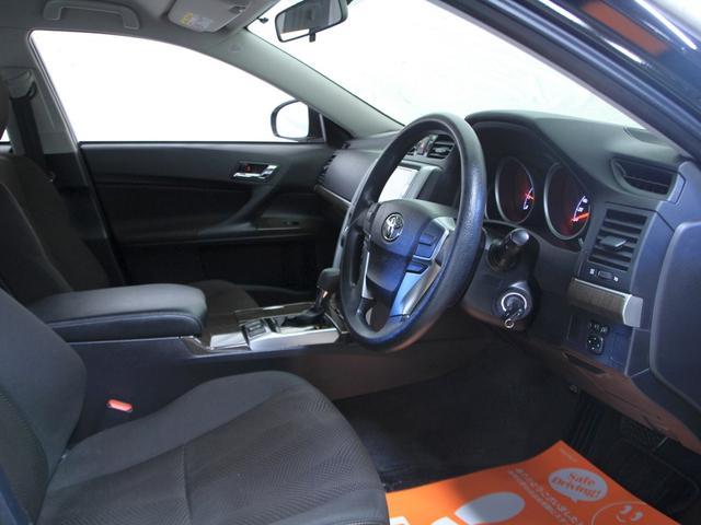 トヨタ マークX 250G Fパケ後期 ナビ 現行フェイス 新品フルエアロ