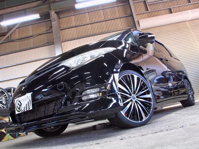 トヨタ エスティマ 2.4アエラス Gエディション 新品フルエアロ 新品アルミ