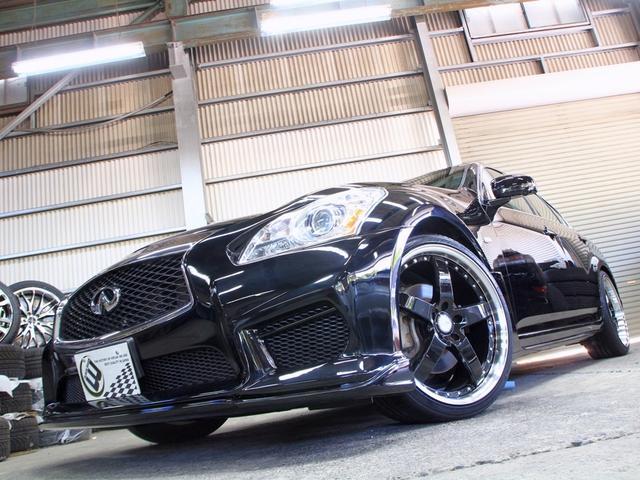 250GT黒半革SR V37フェイス新品フルエアロ新品アルミ(5枚目)