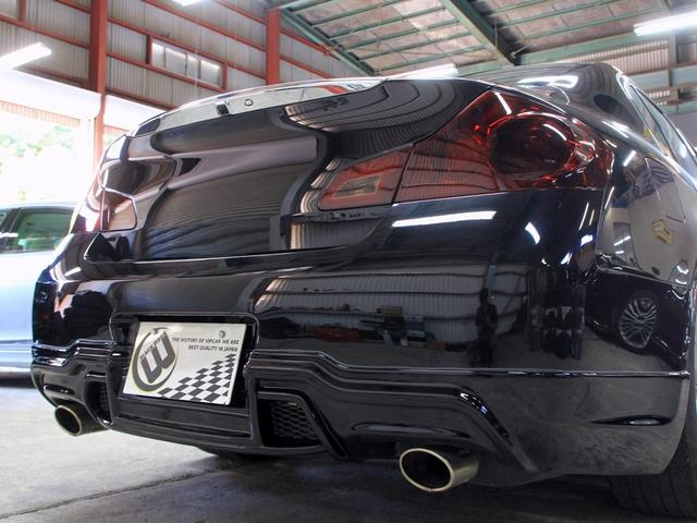 250GT黒半革SR V37フェイス新品フルエアロ新品アルミ(14枚目)