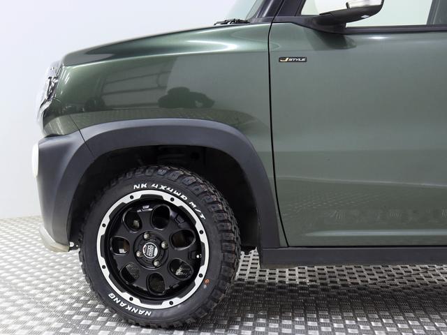 Jスタイル 新品ホイール 新品M/Tタイヤ レーダーブレーキサポート 誤発進抑制機能 アイドリングストップ ナビ シートヒーター ビルトインETC スマートキー セキュリティー(9枚目)
