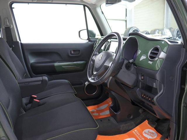 Jスタイル 新品ホイール 新品M/Tタイヤ レーダーブレーキサポート 誤発進抑制機能 アイドリングストップ ナビ シートヒーター ビルトインETC スマートキー セキュリティー(19枚目)