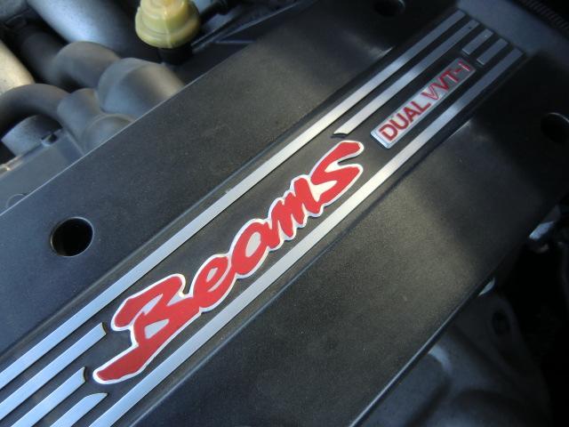 Beams DUAL VVTーi エンジン 210ps (カタログ値)