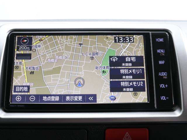 ロングスーパーGL セーフティセンス 5人乗り 左右パワードア リヤエアコン SDナビ バックカメラ フルセグTV ナビTV LEDライト キーレス ETC ドライブレコーダー(5枚目)