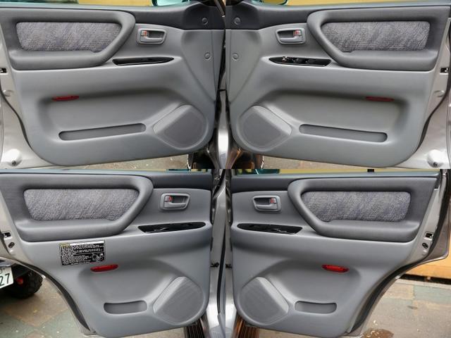 トヨタ ランドクルーザー100 GXL オーストラリア逆輸入 FZJ105 デモカー