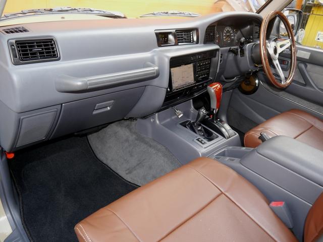トヨタ ランドクルーザー80 VXリミテッド 丸目換装Ver1 クラシックコンプリート