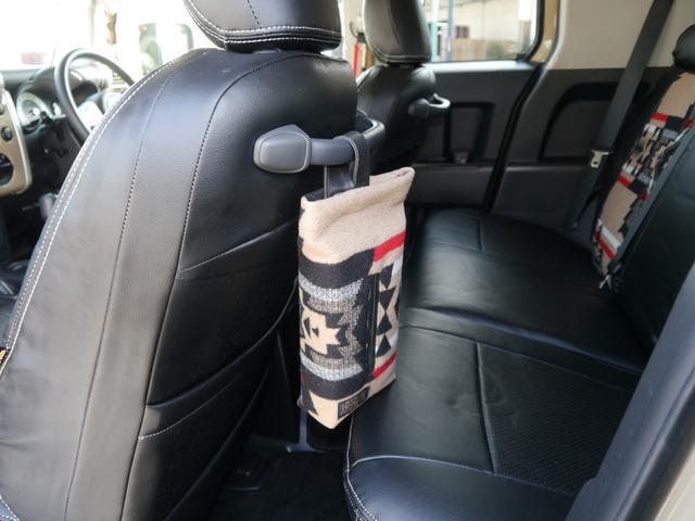 トヨタ FJクルーザー ベースグレード リフトアップ トレイル仕様