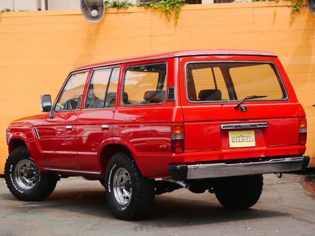 「トヨタ」「ランドクルーザー60」「SUV・クロカン」「東京都」の中古車3