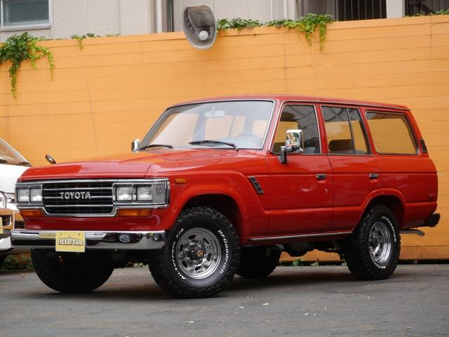 「トヨタ」「ランドクルーザー60」「SUV・クロカン」「東京都」の中古車5
