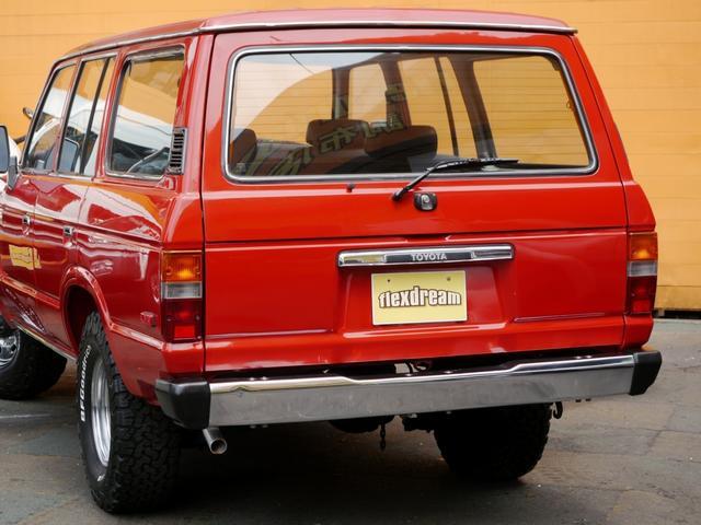 「トヨタ」「ランドクルーザー60」「SUV・クロカン」「東京都」の中古車7