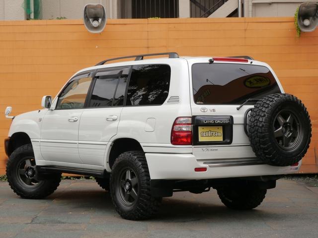 「トヨタ」「ランドクルーザー100」「SUV・クロカン」「東京都」の中古車3