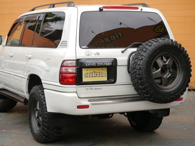「トヨタ」「ランドクルーザー100」「SUV・クロカン」「東京都」の中古車7