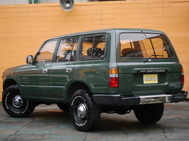 「トヨタ」「ランドクルーザー80」「SUV・クロカン」「東京都」の中古車3