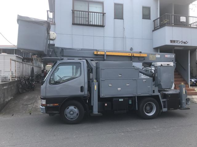 「その他」「キャンター」「トラック」「東京都」の中古車3