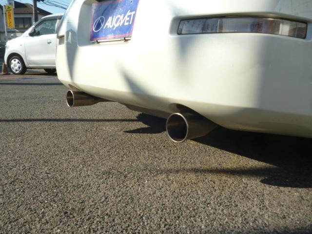 日産 フェアレディZ バージョンT 車高調 19インチアルミ マフラー