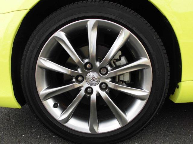 トヨタ マークX 250G Sパッケージ・イエローレーベル フルセグSDナビ