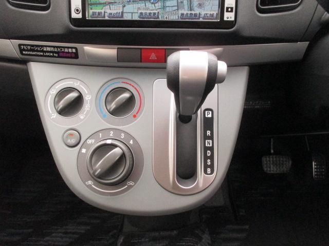 ダイハツ ムーヴ X VS キーフリー フルセグHDDナビ フォグランプ